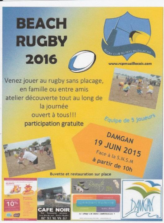 beach rugby 2016